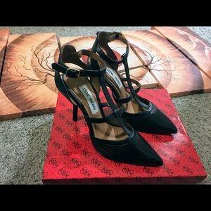 NEW| Steve Madden Pointy Strappy Heel| No Box